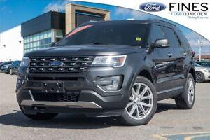 2017 Ford Explorer Limited - SOLD! LEATHER, ROOF, NAVIGATION