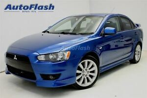 2009 Mitsubishi Lancer GTS 2.4L * Paddle-Shift * Cuir/Leather* T