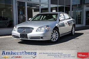 2010 Buick Lucerne CXL - ACCIDENT-FREE, HEATED LEATHER SEATS!