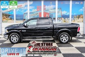 2015 Ram 1500 Laramie, Accident Free, One Owner! LOADED!!!