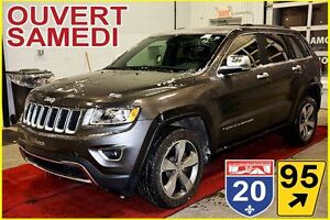 2014 Jeep Grand Cherokee LIMITED * 5.7L 8CYL * HITCH * TOIT * NA