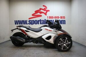 2014 can-am SPYDER RS SM5