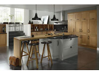 Madison Oak Kitchen doors, accessories and Cabinets From Kitchen Stori