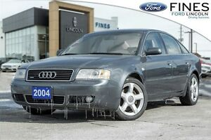 2004 Audi A6 A6 - YOU CERTIFY & YOU SAVE!
