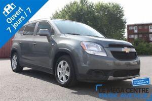 2012 Chevrolet Orlando 2LT