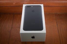 Iphone 7 plus 256gb brand new sealed unlocked