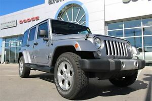 2014 Jeep Wrangler Unlimited Sahara *ONE OWNER*