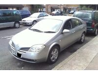 Quick sale £950 Nissan primera Flare 2006 low Mileage 37,000