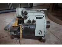 Brother 5 Thread industrial overlocking sewing machine Head only