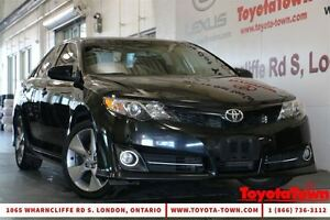 2014 Toyota Camry SE LEATHER MOONROOF NAVIGATION London Ontario image 1