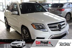 2015 Mercedes-Benz GLK-Class 2.1L AWD Diesel Navigation, leather