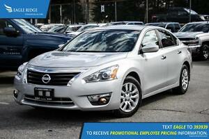 2015 Nissan Altima 2.5 S Push Button Start and Air Conditioning
