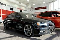 2014 Audi S4 V6T 3.0 Progressiv Black Edition Sunroof Bluetooth