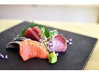 (Assistant) sushi chef and kitchen staff wanted for a chain of authentic sushi bars in London