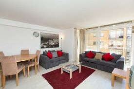 2 BED 2 BATH IN CANARY WHARF MARSH WALL E14 GREAT DEAL FOR PROFESSIONALS