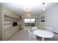 1 bed apartment in gated development on Isle of Dogs offering great thames views-TG