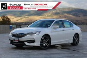 2017 Honda Accord Sedan 4dr V6 Auto Touring