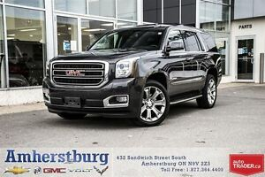 2016 GMC Yukon SLT 4WD - LEATHER, NAVIGATION, DVD PLAYER!