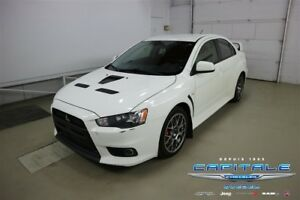 2012 Mitsubishi LANCER EVOLUTION GSR *4X4 AWD TURBO BLUETOOTH*