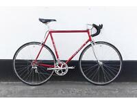 Italy classic racing bike like new condition
