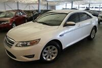 2012 Ford Taurus SEL 4D Sedan FWD CUIR, CAMERA RECUL