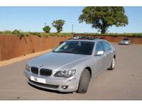 2006 06 BMW 740LI LWB - 95K MILES 306BHP COMFORT SEATS SUNROOF SOFT CLOST HIFI SOUNDS E66 FACELIFT