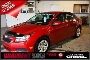 2013 Chevrolet Cruze LT - DEMARREUR - BLUETOOTH
