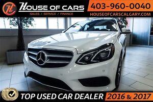 2016 Mercedes-Benz E-Class www.houseofcarscalgary.com