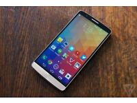 LG G3 16gb unlocked boxed excellent condition
