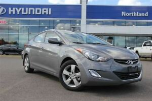 2013 Hyundai Elantra Sunroof/Bluetooth/ECO/Heated Seats