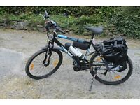 Electric Bike; Tiger Grand Canyon