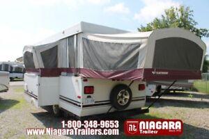 2006 Fleetwood Highland Series 4033 Tent Trailer