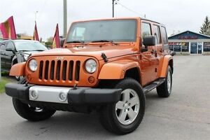 2010 Jeep Wrangler Unlimited -