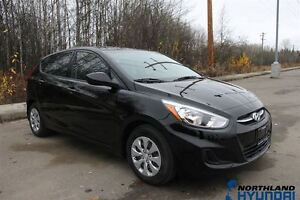 2016 Hyundai Accent Auto/LOW KMS/AUX/ECO/Traction Control Prince George British Columbia image 5