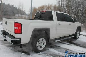 2015 GMC Sierra 1500 SLT/LOADED/HTD AC Seats/Nav/Bose Sound/4X4 Prince George British Columbia image 12