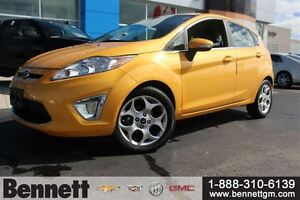 2011 Ford Fiesta SES - Auto, A/C heated seats