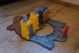 Thomas Take n Play Treasure Tracks