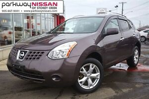 2010 Nissan Rogue SR FWD !FRESH TRADE IN!