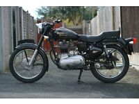 Royal Enfield 350 (2008-excellent) DARTFORD