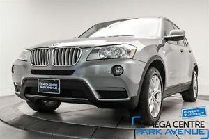 2013 BMW X3 xDrive28i BANCS ET VOLANT CHAUFF.