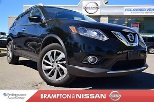 2014 Nissan Rogue SL Fully Loaded *Navigation, Rear View Monitor