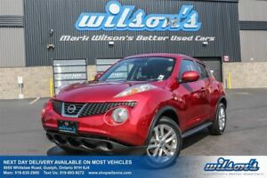 2013 Nissan Juke SV BLUETOOTH! CRUISE CONTROL! POWER PACKAGE! AL