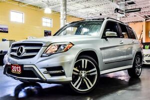 2013 Mercedes-Benz GLK-Class GLK250 BlueTec 4MATIC LEATHER PANOR