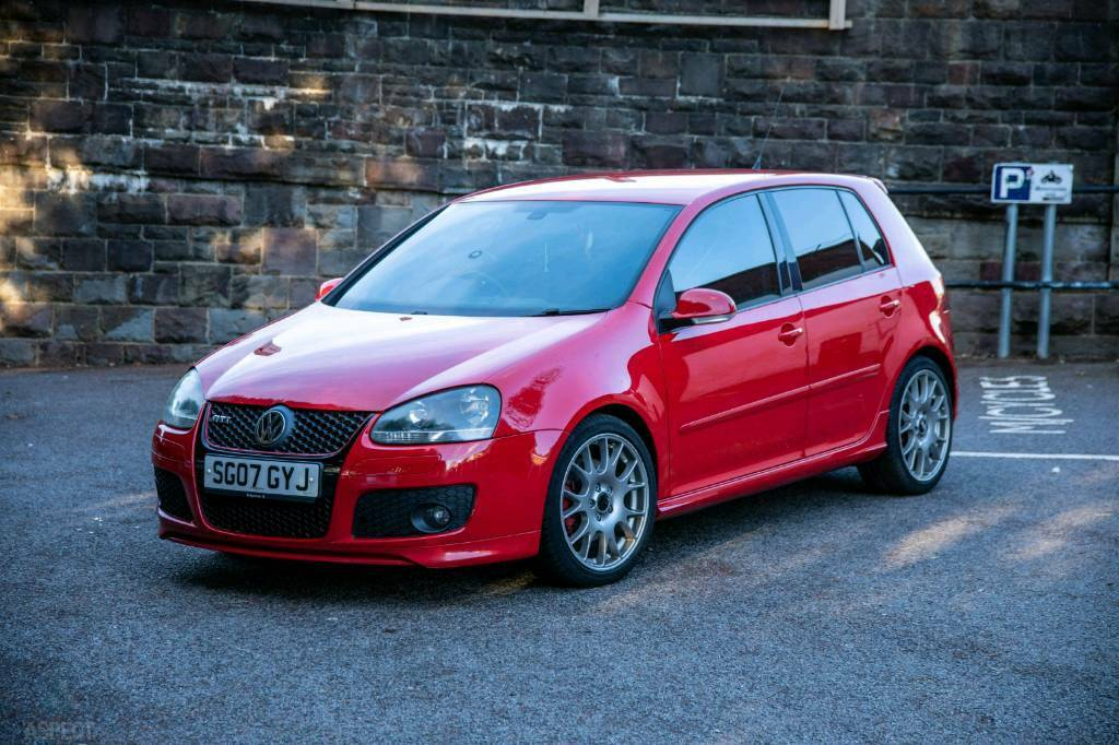 Vw Golf Gti Edition 30 89k Manual Sports Exhaust No Mods Great