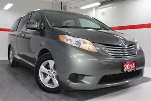 2014 Toyota Sienna LE Heated Lthr Btooth BU Camera Cruise Alloys