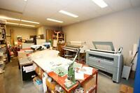2224 Albert Street, Cathedral - Print Shop For Sale