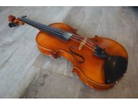 Violin 4/4 Full Size Paesold 2004 with J.Channing Bow and Case