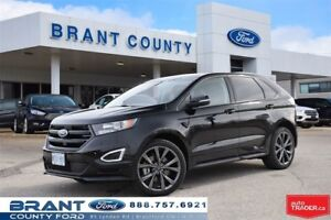 2018 Ford Edge Sport - DEMONSTRATOR - RATES FROM 0%!!
