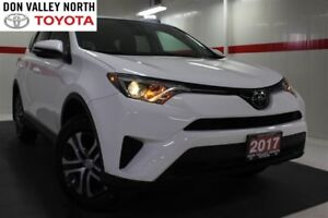 2017 Toyota RAV4 LE UPGRADE PKG Btooth BU Cam Heated Seats