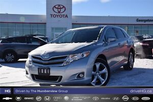 2015 Toyota Venza XLE V6 AWD loaded!!